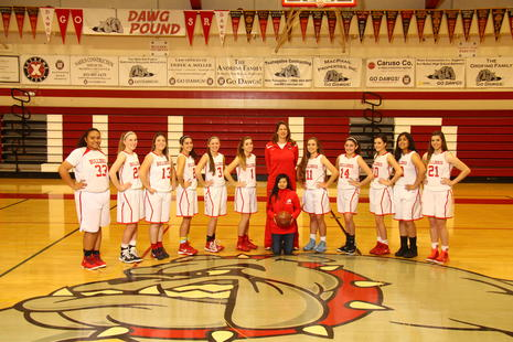 2015-2016 Girls Varsity Basketball