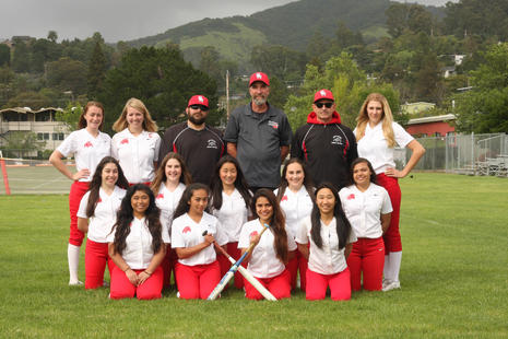 2017 Softball Team