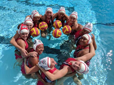 2018 Girls Water Polo